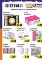 Banio 01 - 30 Haziran 2015 Broşürü, Banio Yapı Market, Sayfa 1