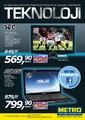 Metro 10 - 17 Mayıs 2012 Teknoloji Broşürü Sayfa 1