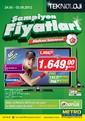 Metro 24 Mayıs - 03 Haziran 2012 Teknoloji Broşürü Sayfa 1