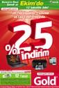Tüm Notebook, Yazıcılar ve Cep Telefonlarında Yüzde 25 İndirim Sayfa 1
