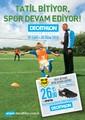 Tatil Bitiyor, Spor Devam Ediyor Sayfa 1