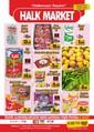 Halk Market 29 Eylül - 5 Ekim Broşürü Sayfa 1
