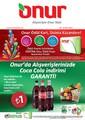 Onur Market 4-17 Ekim Broşürü Sayfa 1