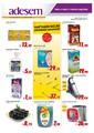Adesem 01-15 Kasım Kampanya Broşürü Sayfa 1