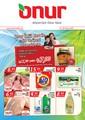 Onur Market 1-7 Kasım Broşürü Sayfa 1