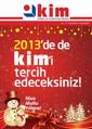 2013'de de Kim'i Tercih Edeceksiniz! Sayfa 1