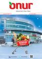 Onur Market 3-16 Ocak İndirim Broşürü Sayfa 1