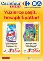 Carrefour Expres Yüzlerce çeşit, Hesaplı fiyatlar - 8 Ocak Salı - 21 Ocak Pazartesi 2013 Sayfa 1