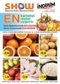 Show Hipermarketleri 25-31 Ocak İndirim Broşürü Sayfa 1