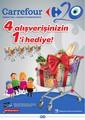 4 Alışverişinizin 1'i Hediye! Sayfa 1