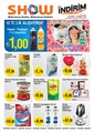 Show Hipermarket 08-14 Şubat Broşürü Sayfa 1