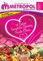 Metropol Sevgililer Günü İndirim Broşürü Sayfa 1