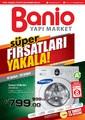 Banio Yapı Market 16-28 Şubat Broşürü Sayfa 1