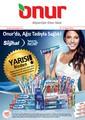 Onur Market 14-27 Şubat Broşürü Sayfa 1