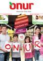 Onur Market 28 Şubat-13 Mart Broşürü Sayfa 1