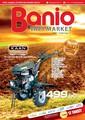 Banio Yapı Market 1-31 Mart Broşürü Sayfa 1