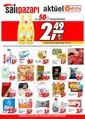 Salı Pazarı Aktüel Ürünler 2-11 Mart Broşürü Sayfa 1