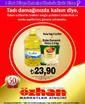 Özhan Marketler Zinciri 08-17 Mart Broşürü Sayfa 1