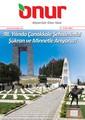 Onur Market 14-27 Mart Broşürü Sayfa 1