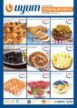 Uyum Market 16-22 Mart İndirim Broşürü Sayfa 1