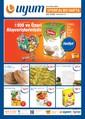Uyum Market 23-29 Mart İndirim Broşürü Sayfa 1