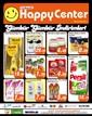 Happy Center 17-21 Nisan İndirim Broşürü Sayfa 1