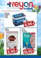 Reyon Market 18 Nisan-01 Mayıs Broşürü Sayfa 1