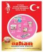 Özhan Marketler Zinciri 19-28 Nisan Broşürü Sayfa 1