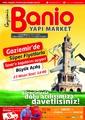 Banio Yapı Market Gaziemir'de Süper Fiyatlarla İzmir'e Kapılarını Açıyor! Sayfa 1