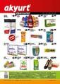 Akyurt Süpermarket 26 Nisan- 9 Mayıs Broşürü Sayfa 1