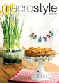 Macrostyle Mayıs 2013 Broşürü Sayfa 1