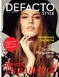 Defacto Style İlkbahar-Yaz 2013 Sayfa 1