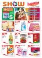 Show Hipermarketleri 10-15 Mayıs İndirim Broşürü Sayfa 1