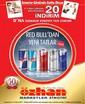 Özhan Marketler Zinciri 10-19 Mayıs Broşürü Sayfa 1