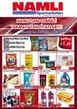 Namlı Hipermarketleri 16-31 Mayıs İndirim Broşürü Sayfa 1