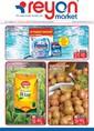 Reyon Market 16-29 Mayıs İndirim Broşürü Sayfa 1