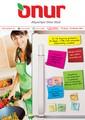 Onur Market 23 Mayıs - 5 Haziran İndirim Broşürü Sayfa 1