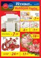 Peynirci 30 Mayıs-6 Haziran Broşürü Sayfa 1