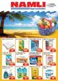 Namlı Hipermarketleri 01-10 Haziran İndirim Broşürü Sayfa 1