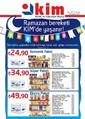 Ramazan Bereketi Kim'de Yaşanır! Sayfa 1