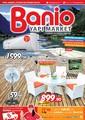Banio Yapı Market Temmuz Ayı Kataloğu Sayfa 1