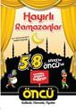 Öncü Gıda Hayırlı Ramazanlar 5-8 Temmuz Broşürü Sayfa 1