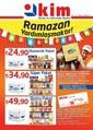 Kim Market 21 Temmuz-01 Ağustos 2013 Broşürü Sayfa 1