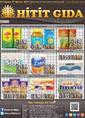 Hitit Gıda 29 Temmuz - 7 Ağustos İndirim Broşürü Sayfa 1