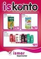 İsmar Süpermarket 15-28 Ağustos Broşürü Sayfa 1