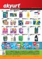 Akyurt Süpermarket 16-29 Ağustos İndirim Broşürü Sayfa 1