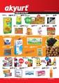 Akyurt Süpermarket 16-29 Ağustos İndirim Broşürü Sayfa 2