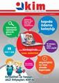Kim Market 21 Ağustos - 04 Eylül Broşürü Sayfa 1
