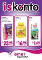 İsmar Süpermarket 29 Ağustos-11 Eylül Broşürü Sayfa 1