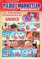 Yıldız Marketler 31 Ağustos-09 Eylül Kampanya Broşürü Sayfa 1